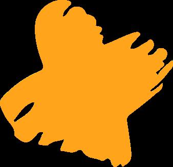 orange-particle